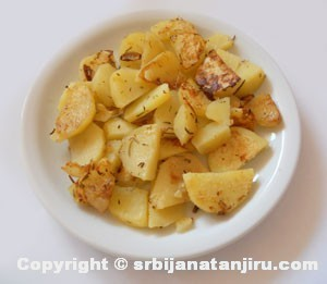 Grilovani krompir