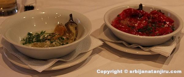 Salate od paprika