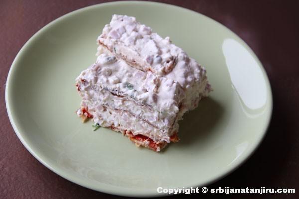 Torta od paprika