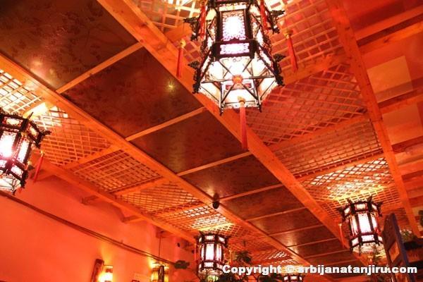 Restoran Li - enterijer