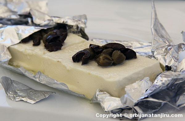 Feta sir na grčki način