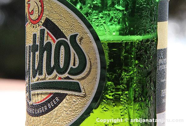 Pivo Mitos (Mythos)