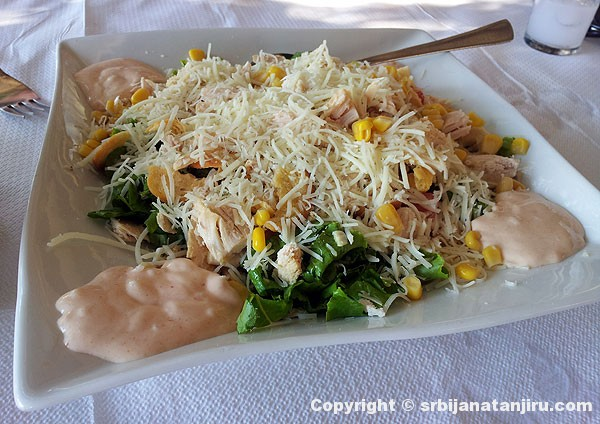 Salata Efkaliptos