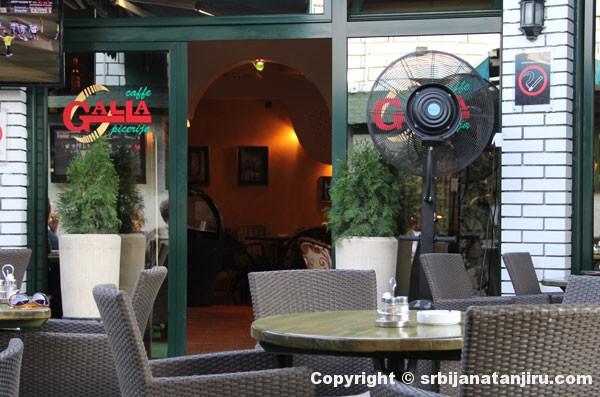 Restoran, kafe klub i picerija