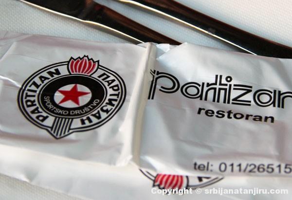 Restoran Partizan