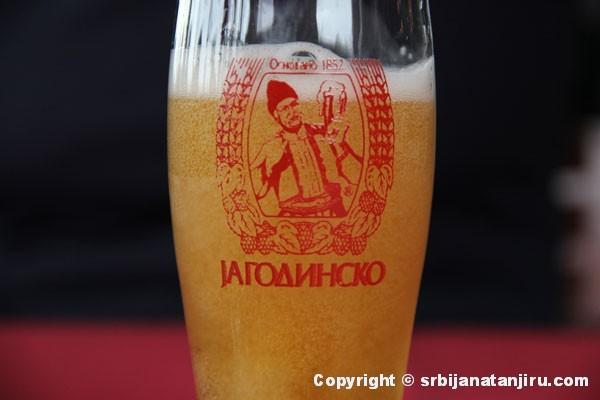 Jagodinsko pivo